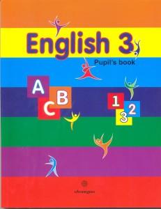 8. English 3. Pupil's book + CD